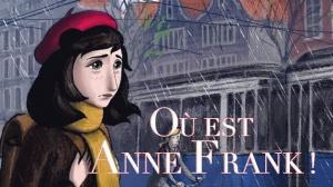 OÙ EST ANNE FRANK ! : Bande-annonce du film d'animation de Ari Folman en VOSTF