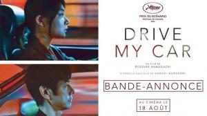 DRIVE MY CAR : Bande-annonce du film japonais en VOSTF