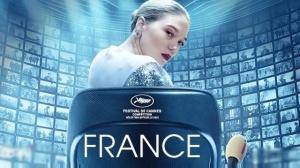 FRANCE (2021) : Bande-annonce du film de Bruno Dumont avec Léa Seydoux et Blanche Gardin