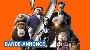LA FAMILLE ADDAMS 2 - UNE VIRÉE D'ENFER (2021) : Nouvelle bande-annonce du film d'animation en VF
