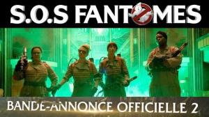 SOS FANTÔMES (2016) : Nouvelle Bande-annonce du film en VOSTF