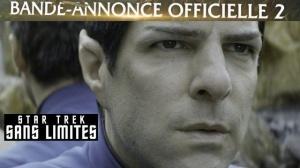 STAR TREK - SANS LIMITES : Nouvelle Bande-annonce du film en VF